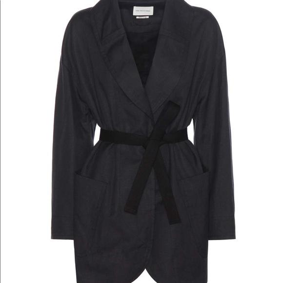 Isabel Marant Etoile Belted Blazer Almost New